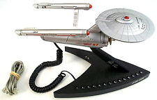 Star Trek Telephone Signature Series William Shatner U.S.S. Enterprise Ncc-1701
