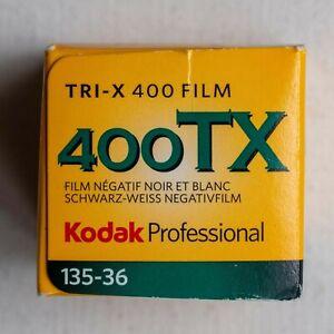 Kodak Tri-X 400 Black and White Negative Film, 35mm (135)