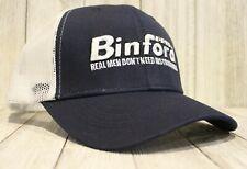 Binford Tools Truckers Hat Baseball Cap Tool Time Home Improvement Real Men