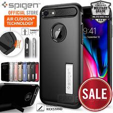 iPhone 8 Plus/8/ 7 Plus/7/ 6S/6 Case, Genuine SPIGEN SLIM ARMOR Cover for Apple