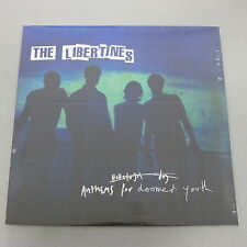 THE LIBERTINES - Anthems For Doomed Youth ***Vinyl-LP + MP3***NEW***sealed***