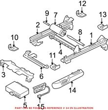 Genuine OEM Seat Track Cover for Volvo 39802011