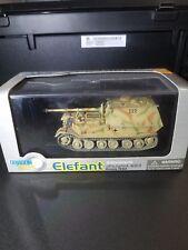 Elefant tank destroyer Dragon Armor WW2 1944 1:72  very detailed