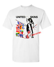 SKINHEAD OI! MUSIC T SHIRT