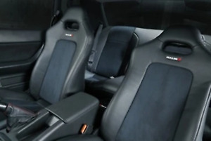 Nismo Seat Cover Set (Front & Rear) - Nissan R32 GTR Skyline