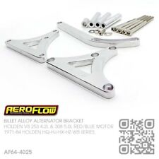 AEROFLOW ALTERNATOR BRACKET BILLET [HOLDEN V8 253-308 HQ-HJ-HX-HZ-WB LHS MOUNT]