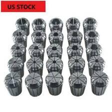 Er16 Er20 Er32 Spring Collet Set For Cnc Milling Lathe Engraving Machine Usa