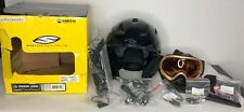 Smith Premise Audio Skullcandy Snowboarding Helmet Goggles Set Black Medium Ski