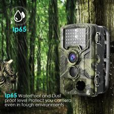 20MP FOTOTRAPPOLA MIMETICA CACCIA VIDEOCAMERA 1080P HD IR VISIONE NOTTURNA IP56