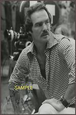 4x6 SIGNED AUTOGRAPH PHOTO REPRINT of Burt Reynolds