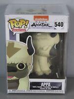 Funko Pop! Vinyl Figure Appa #540 Avatar Last Airbender Protective Box [GS E]