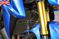 Suzuki GSX-S1000 2015-2017 SP Engineering Brushed Stainless Radiator Cover