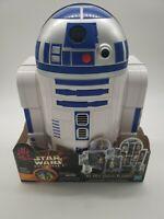 Star Wars R2-D2 carryall action figure playset Hasbro NIP Episode 1