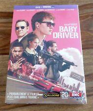 DVD Baby Driver ( DVD + Digital UV)  Kevin Spacey, Jamie Foxx - Neuf