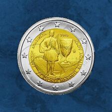 Grecia - 75. aniversario del accidente de Spyridon Louis - 2 euro 2015 UNC.