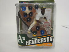 Rickey Henderson Oakland Athletics Limited Edition 9 Helmet Version Series 32