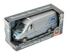 Licensed series of Mercedes-Benz Sprinter Police Car Collectible Toy Exclusive