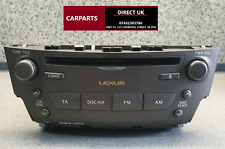 2006-2009-LEXUS IS220 250 CD PLAYER HEAD UNIT 86120-53370