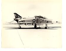 McDonnell RF4B Phantom VMFP3 Navy Fighter Aircraft Photograph 8x10 BW