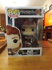 Horizon Zero Dawn Aloy Funko Pop. #257
