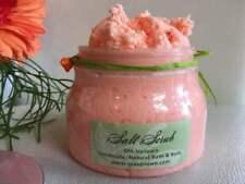 PUMPKIN PIE- Lux Dead Sea Salt Scrub- SPA Uptown Green Label, Lush skin,designer