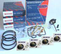 HONDA GL1100 GOLDWING KEYSTER CARBURETOR CARB REBUILD REPAIR KITS 1980 - 1983