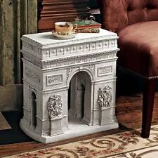 Arc de Triomphe Replica Sculptural Side Table - Paris France Napolean