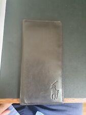 Ralph Lauren Polo Calf Skin Long Leather Wallet