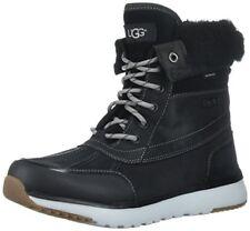 UGG Men's Full Grain ELIASSON DUCK BOOTS Leather Black MENS 9 New No Box