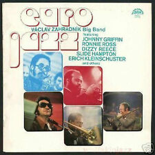 Vaclav Zahradnik EuroJazz Johnny Griffin Ronnie Ross LP