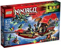 LEGO Ninjago Final Flight of Destiny's Bounty #70738 - BNIB - 2015 Release
