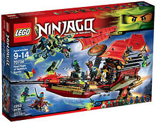 LEGO Ninjago Final Flight of Destiny's Bounty #70738 - BNIB - 2015 Release