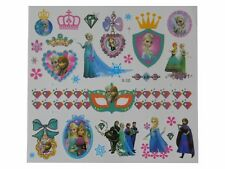 KIDS Temporary Tattoo Good Quality Great for Party Bags Size Sheet 11.5 x 12,5