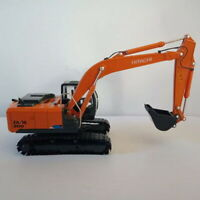 1/40 HITACHI ZAXIS200-5A Excavator Metal Tracks Diecast Model NEW NIB