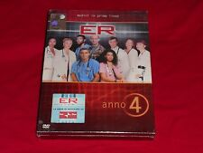 ER Medici in prima linea. Stagione 4 (4 Dvd)