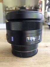 Sony Zeiss 85mm 1:1.4 A Mount