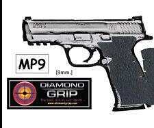 Diamondgripp Smith&Wesson M&P [S&W MP9/MP40] Silicone-Rubber Grip Tape