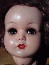 alter Celluloid Puppenkopf von K & W   733/45