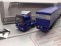 MB SK 1850  Rainer Fischer Spedition 73235 Weilheim / Teck  Sattel   Exclusiv