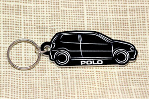 VW Polo 6n Keyring