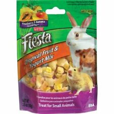 Kaytee Fiesta Yogurt Chips Small Animal 3.5 Oz. Tropical Fruit