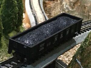 Bachmann N Gauge-Scale, Norfolk Western Coal Gondola  w/Extra Couplings ,New