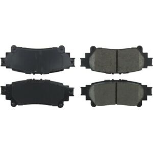 StopTech 308.13911 Street Brake Pads For 16 Lexus IS200t NEW