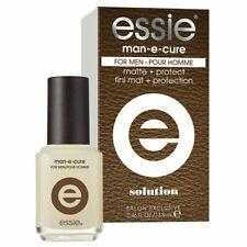 ESSIE Nail Treatment Man-e-Cure matte finish for men .42oz/13.5ml