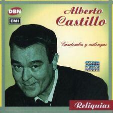 Alberto Castillo - Candombes y Milongas [New CD]