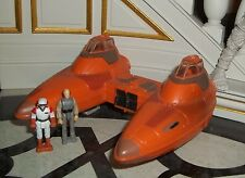 STAR WARS ACTION FLEET BESPIN CITY TWIN POD CLOUD CAR W/   2 MINI FIGURES