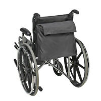 "19""x14"" Storage Pouch Bag for Wheelchairs & Mobility Scooters Walker"