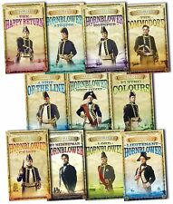 Hornblower Saga C S Forester Collection 11 Books Set,Flying Colours Brand New US