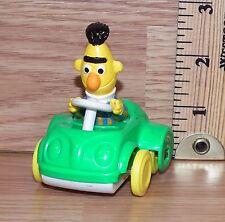 "Genuine illco Jim Henson Sesame Street ""Bert Driving"" Toy Car Only *Read*"
