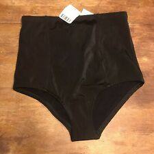 Out From Under Swimsuit Bottoms Pin Up Girl Black S